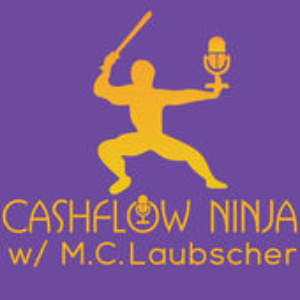 A conversation with MC Laubscher The Cash Flow Ninja""