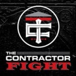 the contractor fight logo
