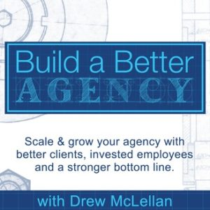 building a better agency logo