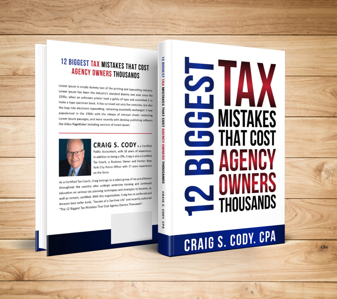 12 Biggest Tax Mistakes that Cost Agency Owners Thousands